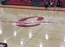 CHS Basketball Court Floor