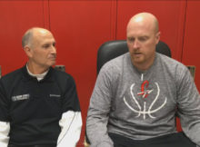 Matt Cates Cherokee High Lady Warriors Basketball Interview